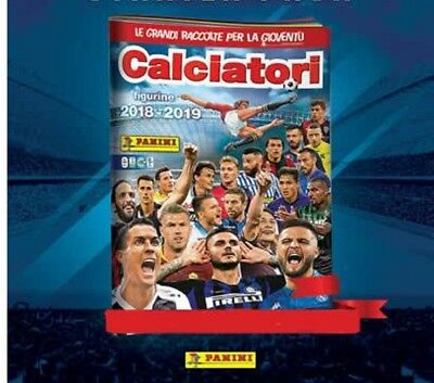 Album CALCIATORI PANINI 2016 / 2017 + set completo TUTTE le figurine stickers