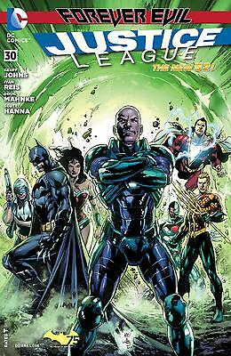 Justice League #30 New 52