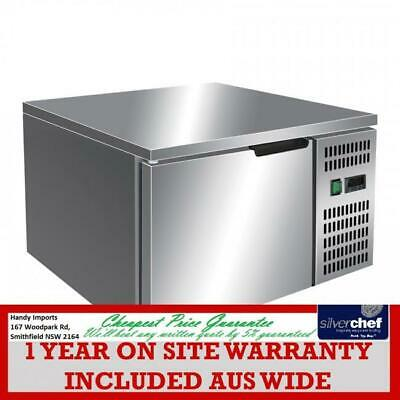Fed Commercial Counter Top Blast Chiller & Freezer 3 Trays Benchtop Bench Abt3