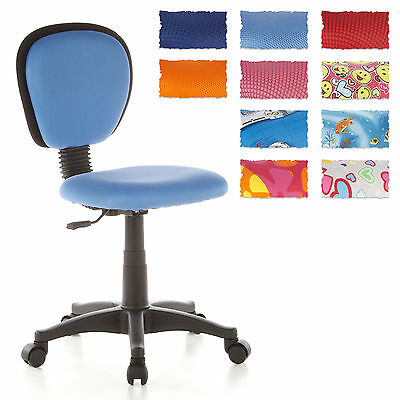 Kinderdrehstuhl Stuhl Hocker Kinderstuhl Kinder Bürostuhl Büromöbel Kiddy Top
