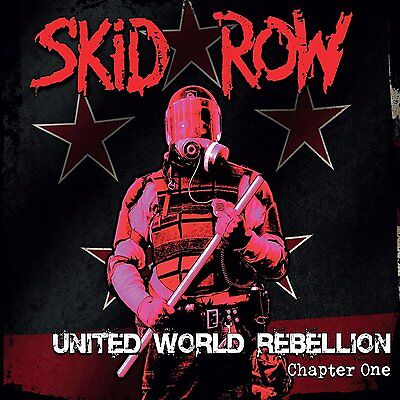 SKID ROW United World Rebellion Chapter One Vinyl LP 2013 NEW & SEALED