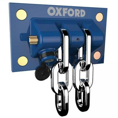 Oxford OF437 Docking Station Ultimate Wall and Ground Anchor -Thatcham Approved