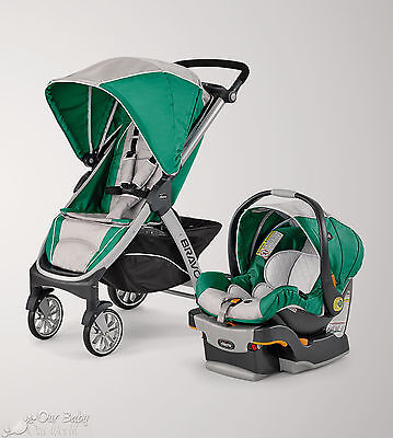 Chicco Bravo Trio System Empire