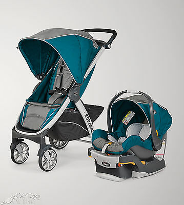 Chicco Bravo Trio System Polaris