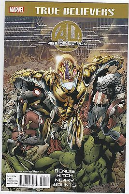 Marvel Comics True Believers: Age Of Ultron Book One