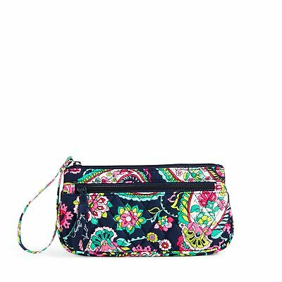 Vera Bradley Factory Exclusive Wristlet
