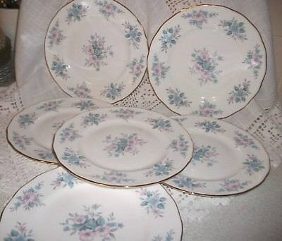 Vintage Pretty Sutherland China  Afternoon Tea Set