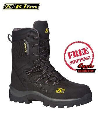 Klim 2018 Adrenaline Gtx Gore-Tex Snowmobile Boot Waterproof New Free Shipping