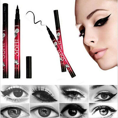 Yanqina 36H Black Waterproof Pen Liquid Eyeliner Eye Liner Pencil Make Up Beauty