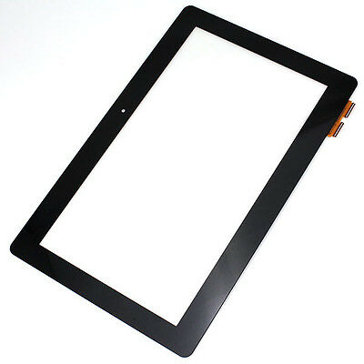 Black Front Touch Screen Digitizer Glass Parts For Asus Transformer T100 T100TA