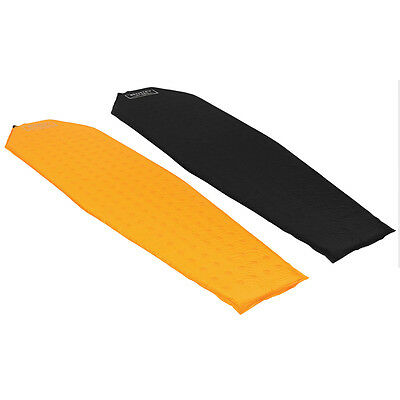 Charles Bentley Self-Inflating Camping Mat - Available in Black or Orange