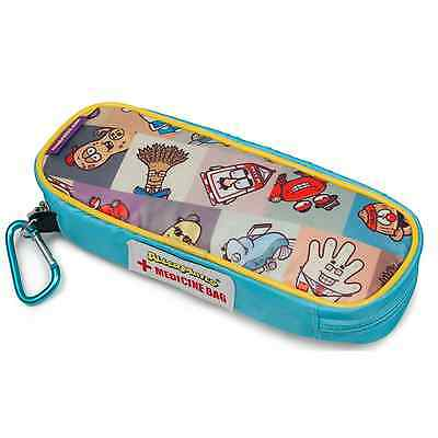Kids EpiPen Case – Squares Twin