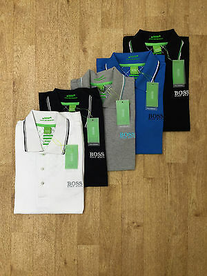 Hugo Boss Men's Short Sleeve Polo 'Paddy Pro' Edition
