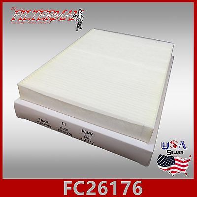 Fc26176 Caf1898P Vca-1077 Cabin Air Filter: 2011-18 Chrysler 300 & Dodge Charger