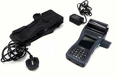 CASIO IT-3000 Handheld Ticket Printer With Charger and wallet - Grade C