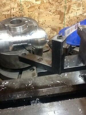 Lathe Radius Attachment Ball Turner Concave Convex Quick Change Holdridge