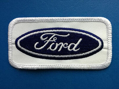 Very Rare Vintage 1970/'s Ford Car Club Hat Hipster Jacket Backpack Patch Crest R
