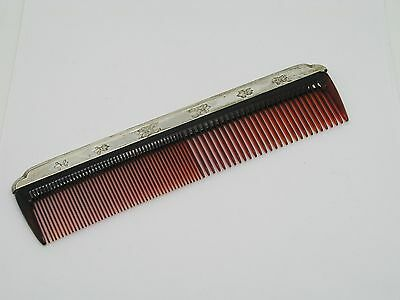 Blackinton Sterling Silver Comb