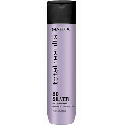 Matrix Total Results Color Obsessed So Silver Shampoo 300ml neutraliseirt