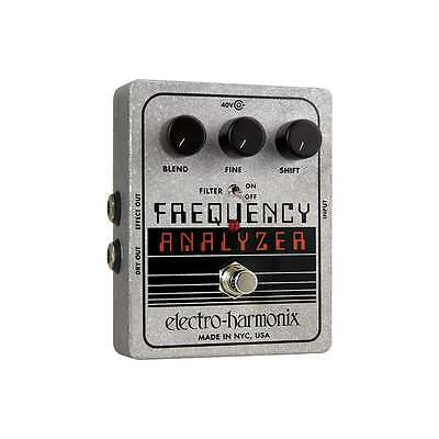 Electro Harmonix Frequency Analyzer Ring Modulator Effects Pedal for Guitar