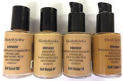 Elizabeth Arden Intervene Foundation 30Ml Brand New **choose Shade**