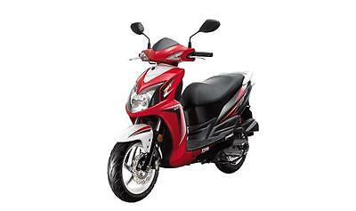 Sym Jet 4 125cc Scooter New From Stock