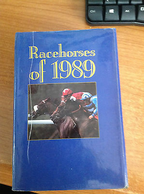 A Timeform Racing Publication - Race Horses of 1989 - H/B
