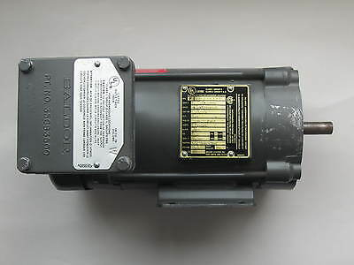 Baldor CM7006A 1/2 HP 1725 RPM Explosion Proof 3 Phase 230/460 Electric Motor