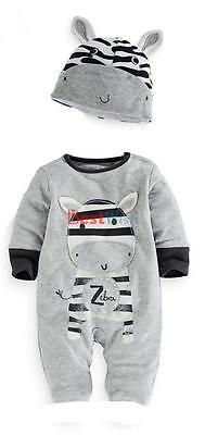 Tutina pagliaccetto baby suit