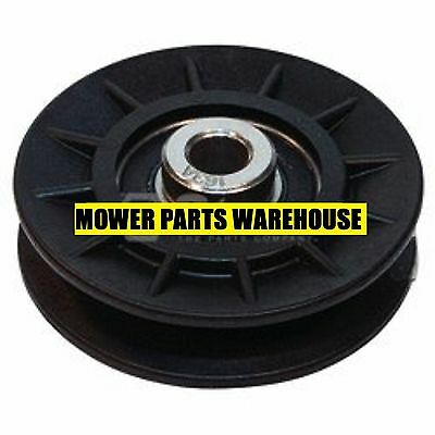 John Deere Mower Idler Pulley Am115460 Lx Series Gt42 Gt262 Gt275 Z225 Z245