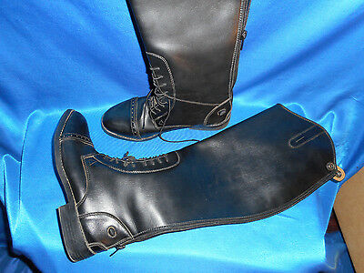 Equistar R6 riding boots