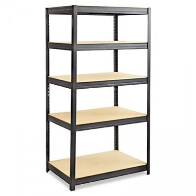 Safco Boltless Steel & Particleboard Shelving - 6247BL