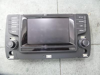 Volkswagen Golf Display Screen, Non-Sat Nav Type, Gen 7, 5G0919605