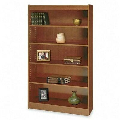 Safco 5-Shelf Bookcase - 1504MOC