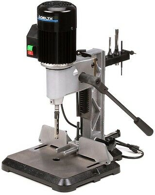 Professional Power Tool 3/8 In. Bench Top Mortising Machine Heavy Duty Durable