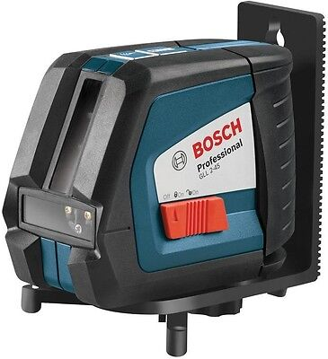 Bosch Factory Reconditioned Self-Leveling Cross Line Laser Level