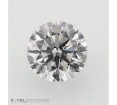 Solitaire Round Brilliant Cut Loose 0.10 TCW Natural SI G Color 3.00mm Diamond