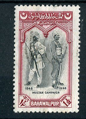 Bahawalpur KGVI 1948 Campaign Centenary SG34 lightly used