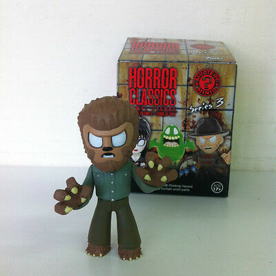 Funko - Horror Classics Series 3 - Mystery Minis - The Wolfman (1941) *NEW*