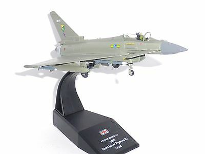 Eurofighter Typhoon F2 2008 RAF Royal Air Force UK Collectors Model Scale 1:200