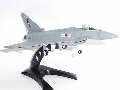 Eurofighter Typhoon F2 RAF Royal Air Force UK Collectors Model Scale 1:72 ZJ913