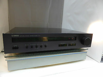 Yamaha T-1 High-End  Stereo Tuner