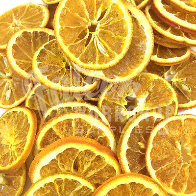 Scented Dried Fruit Orange Slices - Christmas Craft Wreath Florist Decoration