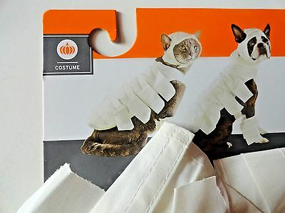 NEW NWT size XS xsmall pet dog cat MUMMY wrap Halloween costume outfit