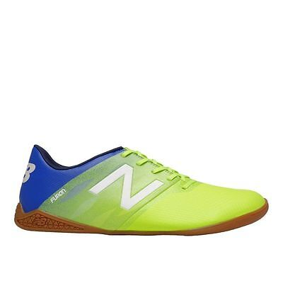 New Balance Furon Dispatch IN Men's Soccer Shoes (Volt) MSFUDITP*