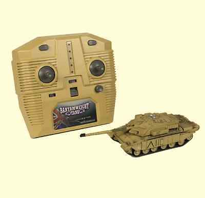 Waltersons 1/72 British MBT Challenger 1 Desert Yellow WT-322001A RC Tank New