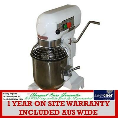 Fed Commercial 10 Litre Heavy Duty Pizza Dough Mixer Maker Making Bread Do B10Kg