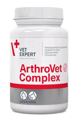 Arthrovet HA Complex 90 tablets best support for cartilage tissue and joints