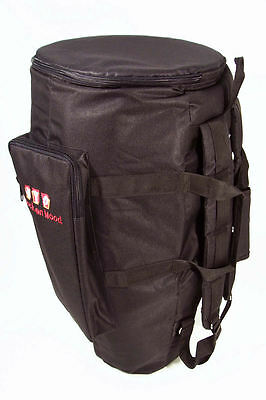 Deluxe Conga Bag with padded shoulder straps - smaller size for Quinto & Conga