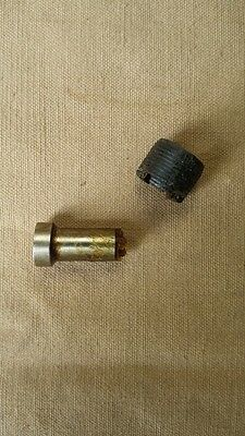 M1 carbine, piston & nut -Pistone e ghiera (cd. 80)